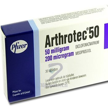 ARTHROTEC TABLET MGA 50MG