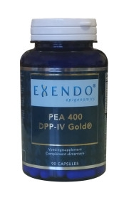 Exendo: PEA 400 - DPP-IV Gold® – 90 caps