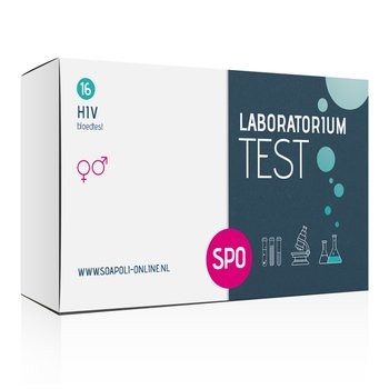 Soapoli-online HIV Lab Zelftest # 16