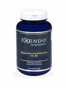 Magnesium-Acetyltaurinaat + Vit. B6 – 60 caps