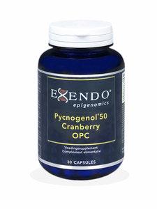 Pycnogenol® 50 Cranberry OPC – 30 caps
