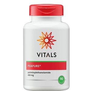 PEA Pure 400 mg Vitals - 90 caps.