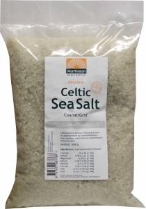 Keltisch Zeezout grof - Mattisson - 1 kg