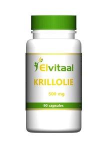 Elvitaal Krill-Olie 500 mg