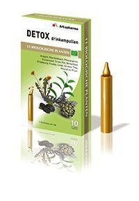 Detox drinkampul